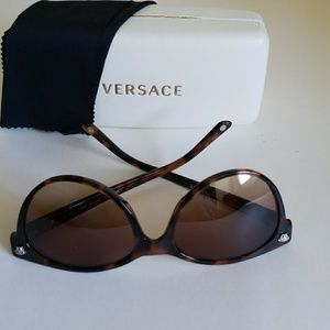 Authentic made in Italy VERSACE Sunglasses